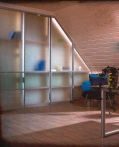 Schiebeturen Unter Dachschragen Wohnideen Im Dachgeschoss Bm Online