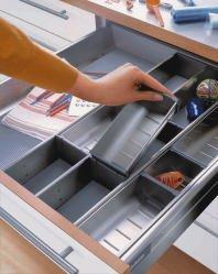 mehr stauraum in der küche. pfiffige einteilungsideen beenden das ... - Schublade Küche