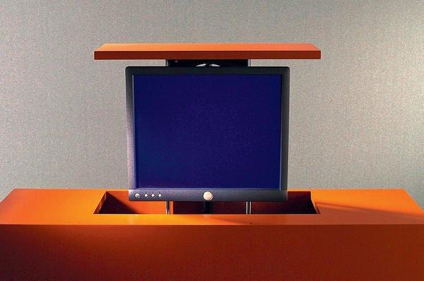 selbstarretierende gasdruckfeder von stabilus leise sanft und harmonisch bm online. Black Bedroom Furniture Sets. Home Design Ideas