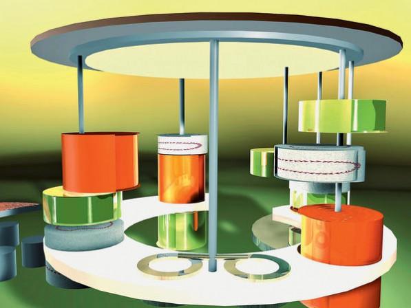 Materialien werden als mittel zum leben neu erlebt mehr for Studiengang innenarchitektur