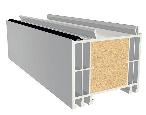 verbesserte d mmung zwischen fenster und mauerwerk. Black Bedroom Furniture Sets. Home Design Ideas