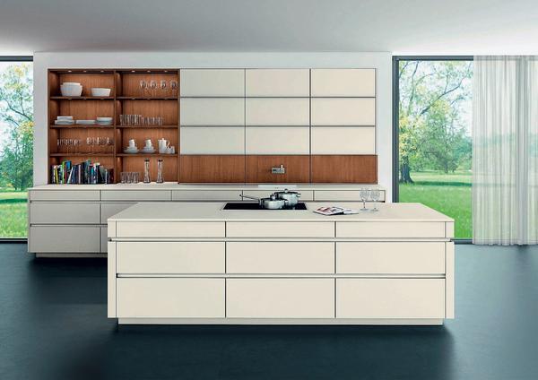 k chenimpressionen von der livingkitchen 2011 wohnraum k che bm online. Black Bedroom Furniture Sets. Home Design Ideas