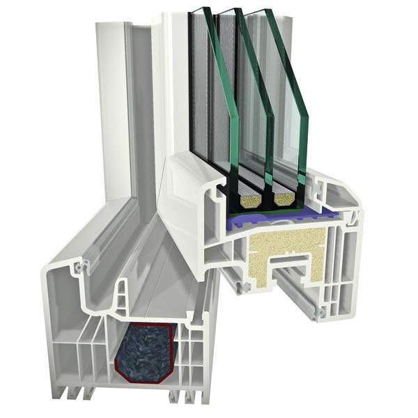 Ral zertifizierung f r statische trocken verglasung stv for Kunststofffenster test