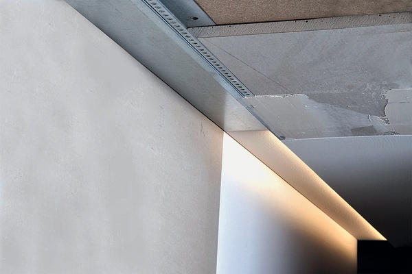 Hera Stellt Neues Trockenbauprofil F 252 R Indirekte