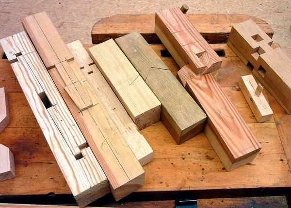 Handwerkskurse im klosterhof brunshausen japanische for Holzverbindungen herstellen