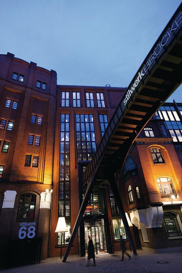 Showroom Im Stilwerk Hamburg Er Ffnet Plattform F R Junge