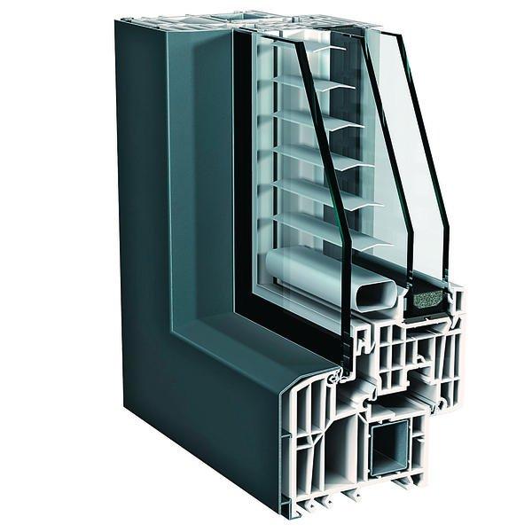 Finstral top 90 mitteldichtungssystem mit verbundfl gel sonnenschutz zwischen den scheiben - Fenster beschlagen zwischen den scheiben ...