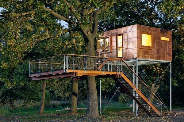 Baumhaus Architekturbüro bremer architekt plant und realisiert baumhäuser in aller welt über