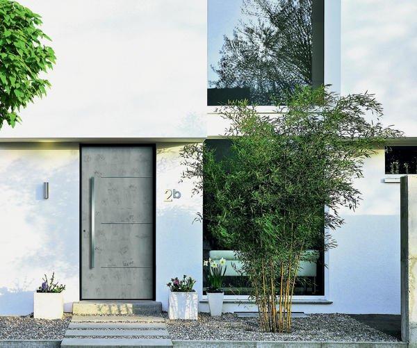 Moderne Hauseingänge moderne hauseingänge können mehr portale auf kreativem kurs bm