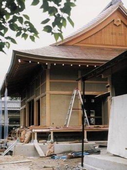 Erfahrungen einer deutschen schreinergesellin im for Japanisches dach
