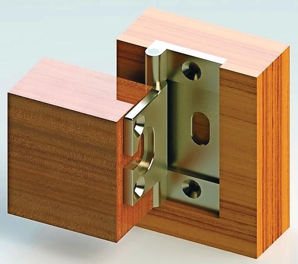 neu entwickeltes band von herzig mechanics verdeckter t ranschlag ohne falz bm online. Black Bedroom Furniture Sets. Home Design Ideas