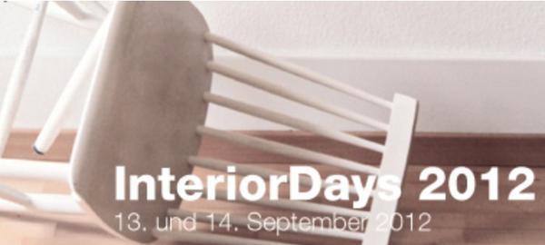 Interiordays 2012 Symposium Für Möbel Und Innenausbau Einblicke
