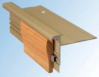 renoprofil treppenkantenprofile treppensanierung leicht gemacht bm online. Black Bedroom Furniture Sets. Home Design Ideas