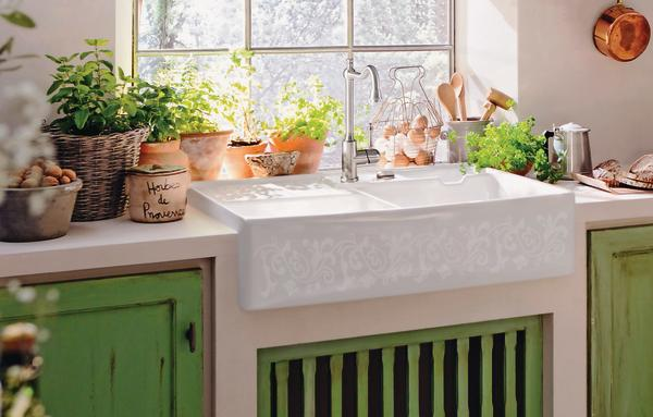 Romantische Küchen geschlechterspezifische aspekte zählen bei der entscheidung für eine
