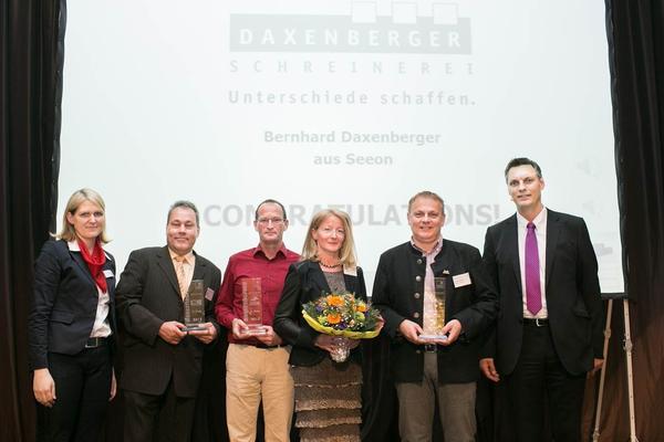 Silke Rabe zweiter marketingpreis vergeben creative partner feiern 20 jähriges