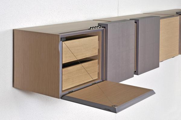 meisterst ck in eiche fineline und mdf grau variabler rhythmus bm online. Black Bedroom Furniture Sets. Home Design Ideas