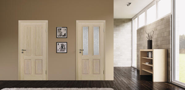 Innentüren weiß landhaus  Vitadoor Türen bieten Wärme und Wertigkeit. Die Oberfläche machts ...