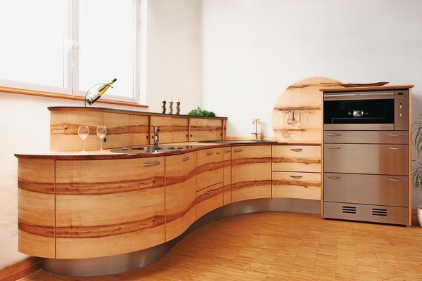 Möbelwerkstatt Pfister Baut Küchen Mit Schwung Auch Für Kollegen