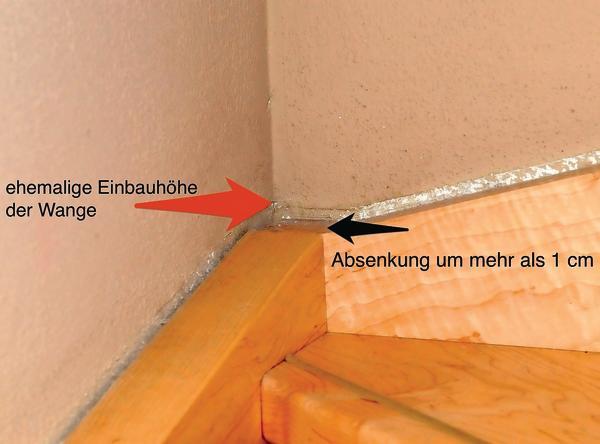 holztreppenkonstruktion unter der lupe wenn s knarrt und. Black Bedroom Furniture Sets. Home Design Ideas