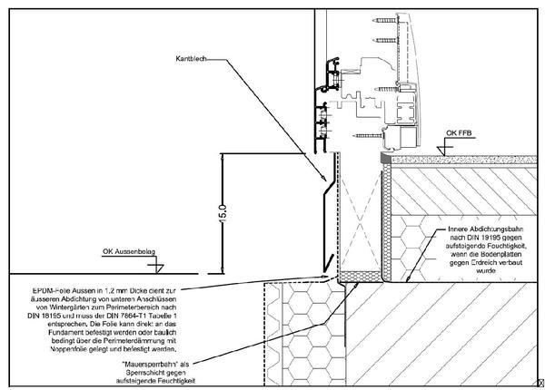merkblatt 05 f r holzwinterg rten erschienen es ist das erste seiner art bm online. Black Bedroom Furniture Sets. Home Design Ideas