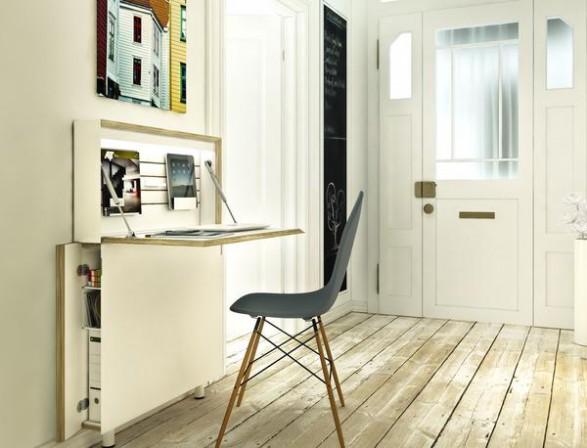 mehr als ein durchgangszimmer mit gelungener. Black Bedroom Furniture Sets. Home Design Ideas