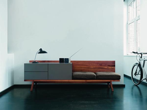 Kontraste Möbel die imm cologne präsentierte im januar die vielfalt der aktuellen