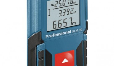 Bosch laser entfernungsmesser glm vf professional blau schwarz