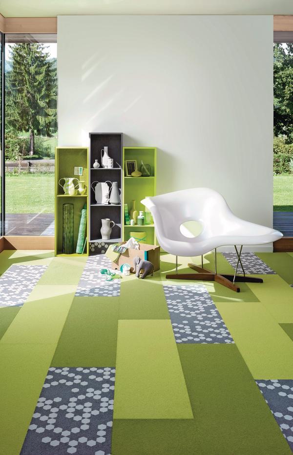 parador bietet mit clicktex dielen teppiche zum klicken kreative teppichbodengestaltung bm. Black Bedroom Furniture Sets. Home Design Ideas
