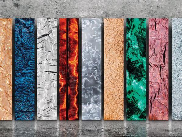 Acrylglas punktet mit extravaganten inlays magie zum for Was ist ein innenarchitekt