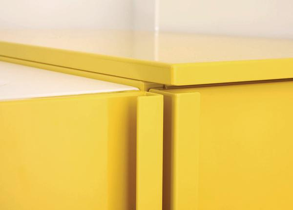 popstahl bietet k chen aus stahlblech in allen ral farben. Black Bedroom Furniture Sets. Home Design Ideas