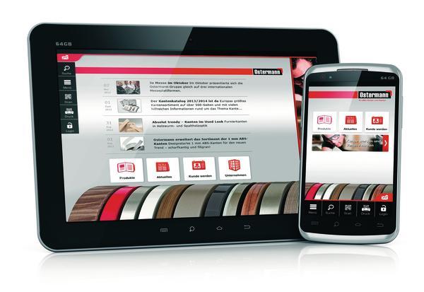 ostermann optimiert das bestellwesen und bietet service. Black Bedroom Furniture Sets. Home Design Ideas