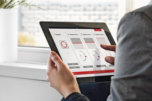 internorm fenster und geb udetechnik per app steuern schaltzentrale f r fenster und mehr bm. Black Bedroom Furniture Sets. Home Design Ideas