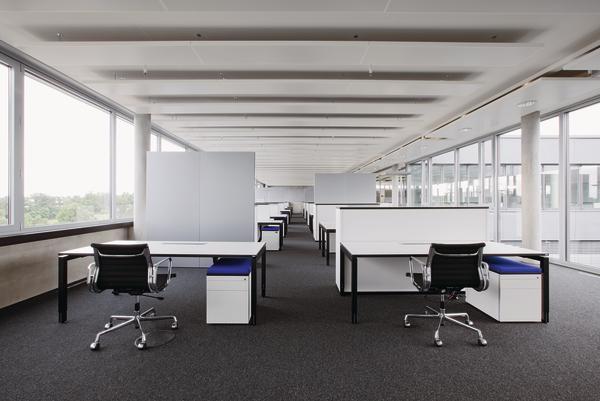 Moderne bürogestaltung  Akustiklösungen für moderne Büros. Exaktes Feintuning - BM online