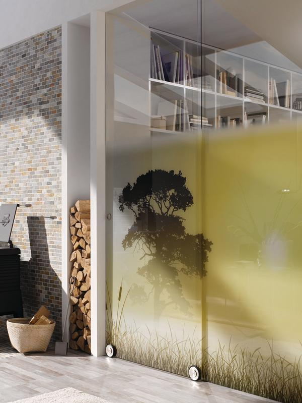 edelstahlrollen von phos lassen schiebet ren rund laufen. Black Bedroom Furniture Sets. Home Design Ideas