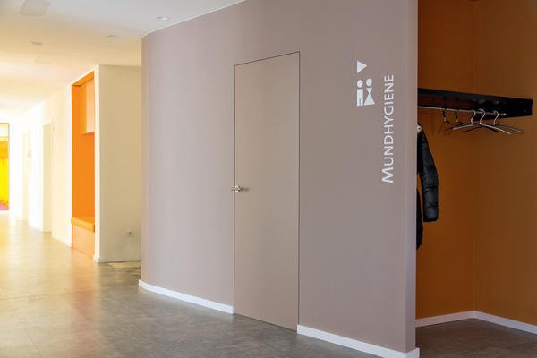 Moderne innentüren flächenbündig  Designtüren von Ringo gestalten Raumübergänge wandbündig ...