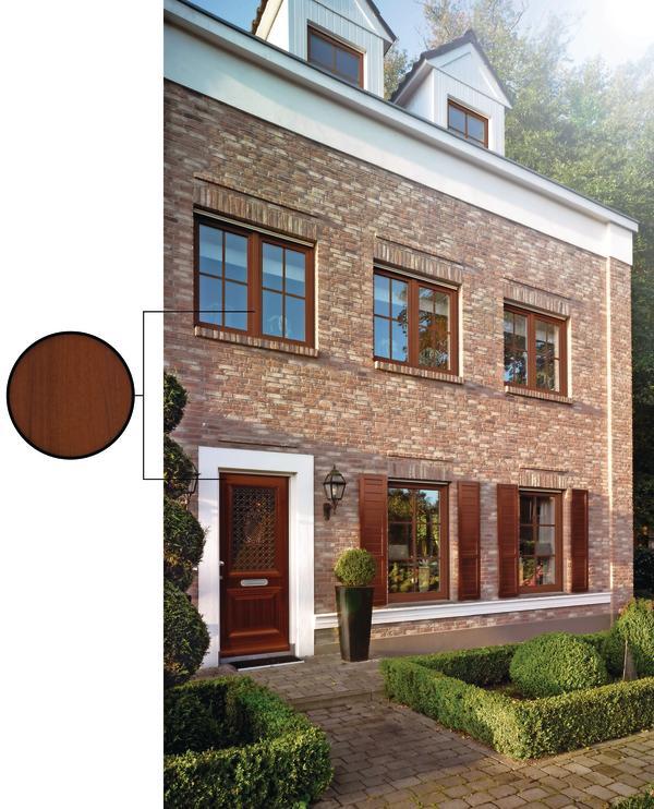Landhaus modern fassade  Der Oberflächenspezialist Hornschuch gibt Design- und ...