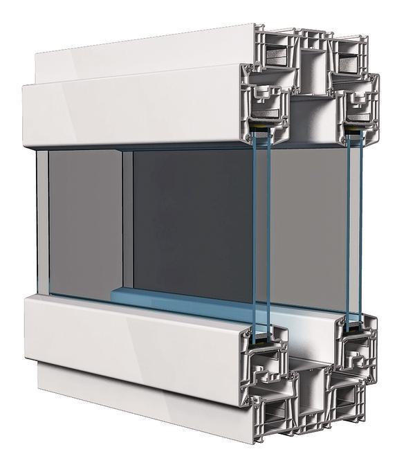 Profilgeneration softline 70 mb von veka bietet for Fenster veka
