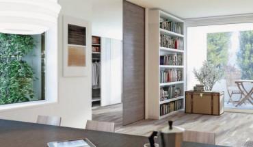 schiebet ren im m bel und innenausbau teil 9 faltet sich beim schieben. Black Bedroom Furniture Sets. Home Design Ideas