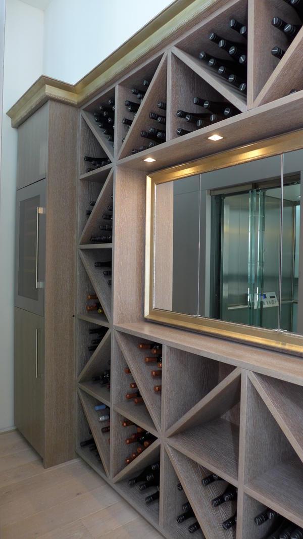 kuchenschranke in wand einbauen : Innenausbau der Dachgeschosswohnung einer historischen Villa in ...