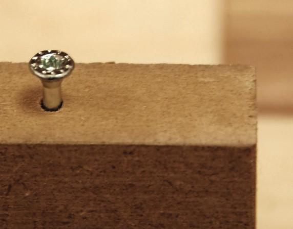 heco stellt zur bau schraube f r faserwerkstoffe vor mdf vorbohren nein danke bm online. Black Bedroom Furniture Sets. Home Design Ideas
