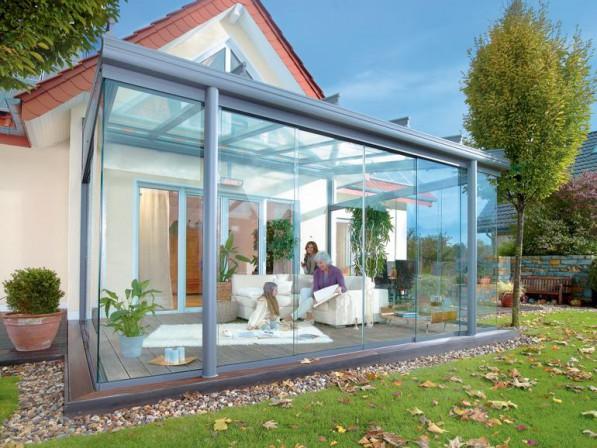 Weinor erklärt, was Terrassenverglasungen können und was nicht ...