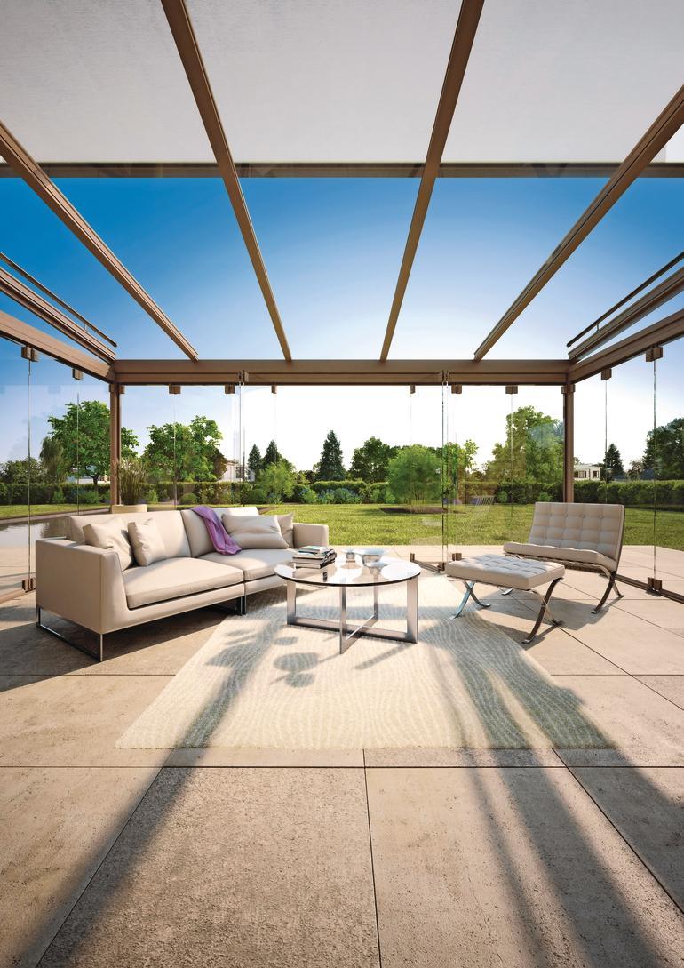 Weinor Erklart Was Terrassenverglasungen Konnen Und Was Nicht