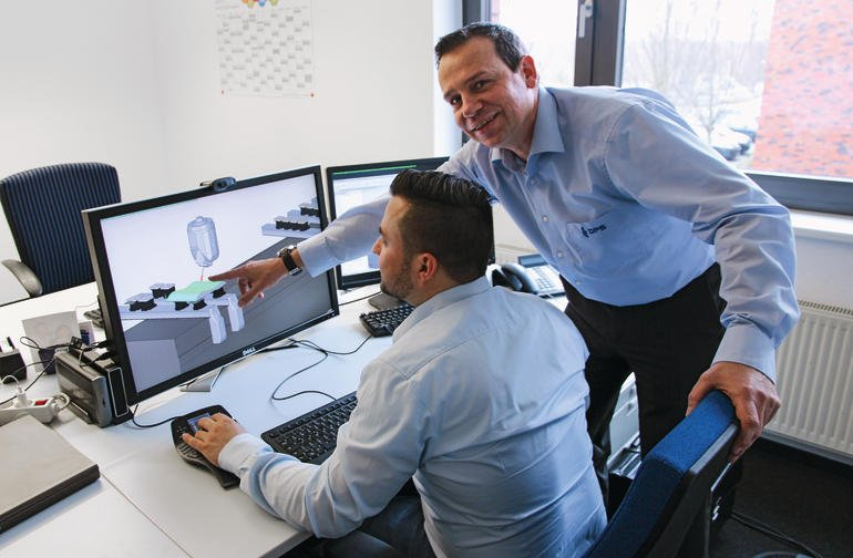 Swood von der 3d m belkonstruktion bis zur cnc anbindung for Raum planung software
