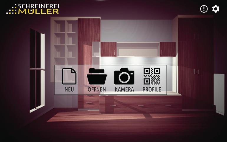 Truncad Präsentiert Mobiles Planungstool Für Endkunden Möbel Per