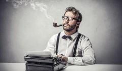 Nicht lange grübeln: Fragen Sie Freunde und Kunden, was die gerne über Sie und Ihre Arbeit lesen würden. Foto: Olly, Fotolia