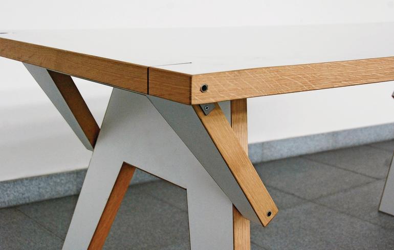 Outdoor Küche Rosenheim : Leichtbauprojekt an der hochschule rosenheim möbelbau u elight
