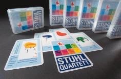 St hle im quartett bm online for Stuhl designgeschichte