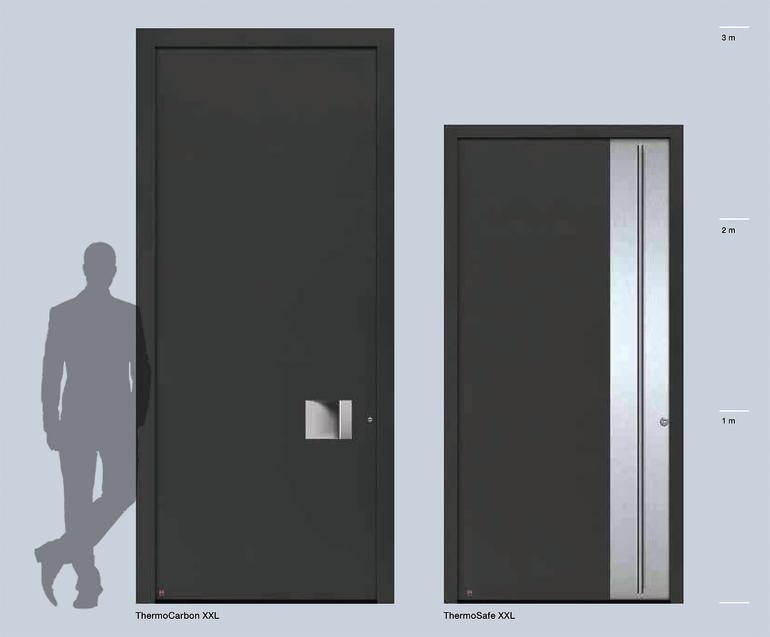 h rmann verbindet design mit sicherheit und w rmed mmung die kombi macht s bm online. Black Bedroom Furniture Sets. Home Design Ideas
