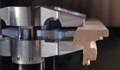 Das Greif- und Spannzangenkonzept des neuen PowerPofilers bietet deutlich erweiterte Möglichkeiten bei der Profilgestaltung.