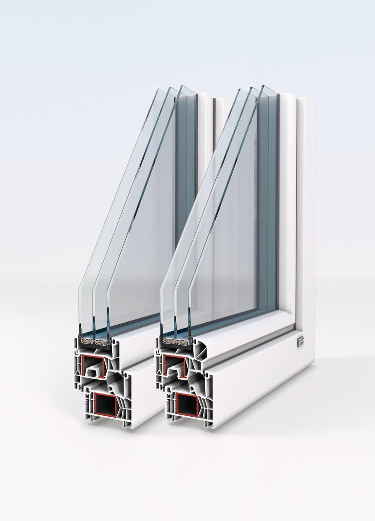 Unilux pr sentiert neues kunststofffenster isoplus f r for Kunststofffenster test